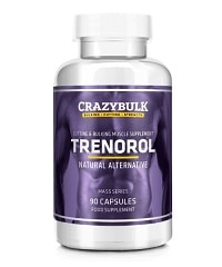 Trenorol from Crazy Bulk - Tren alternative