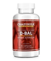 D-Bal from Crazy Bulk