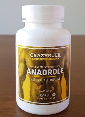 Anadrol alternative without side effects