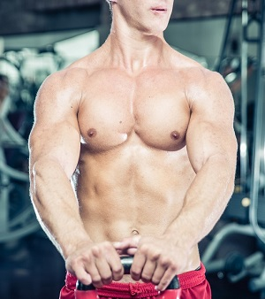 Right exercises and foods for T increase