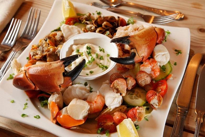Sea food can increase your testosterone