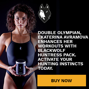 Blackwolf workout pack is used by top athletes