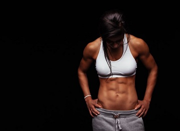 Top abs workouts for women