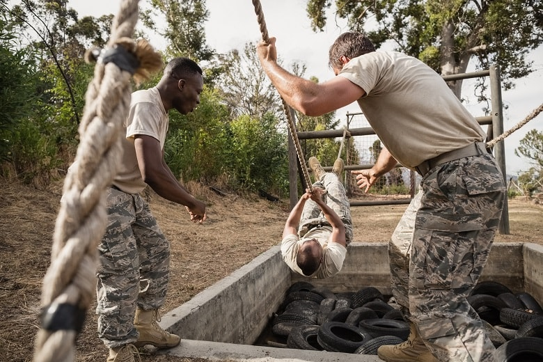 Hard Core Military Workouts: Challenge Yourself With