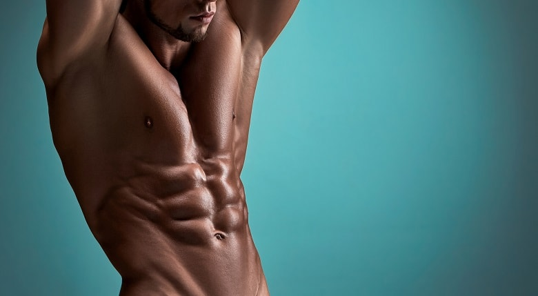 He used supplements to burn body fat