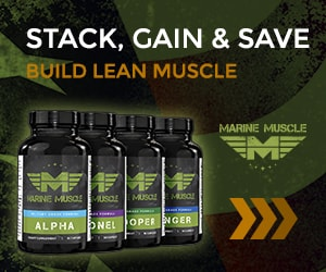 Marine Muscle - Cutting Stack