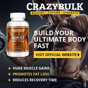 Build muscle with the best human growth hormone supplement