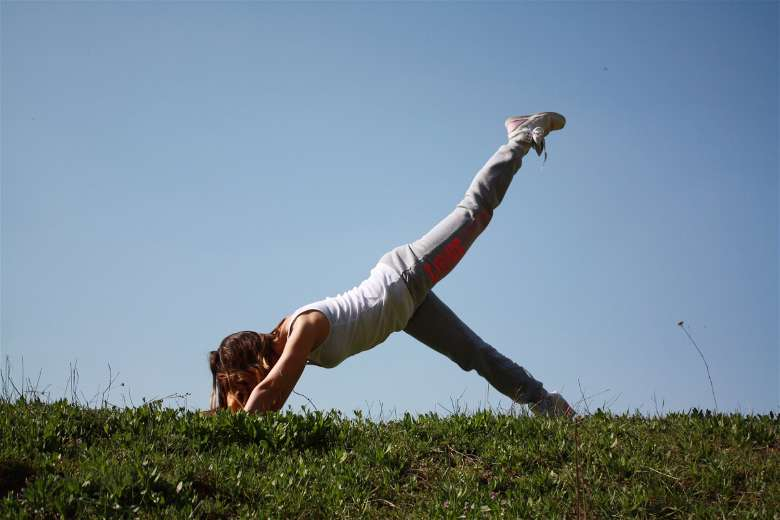 Bodyweight training is also ideal for women