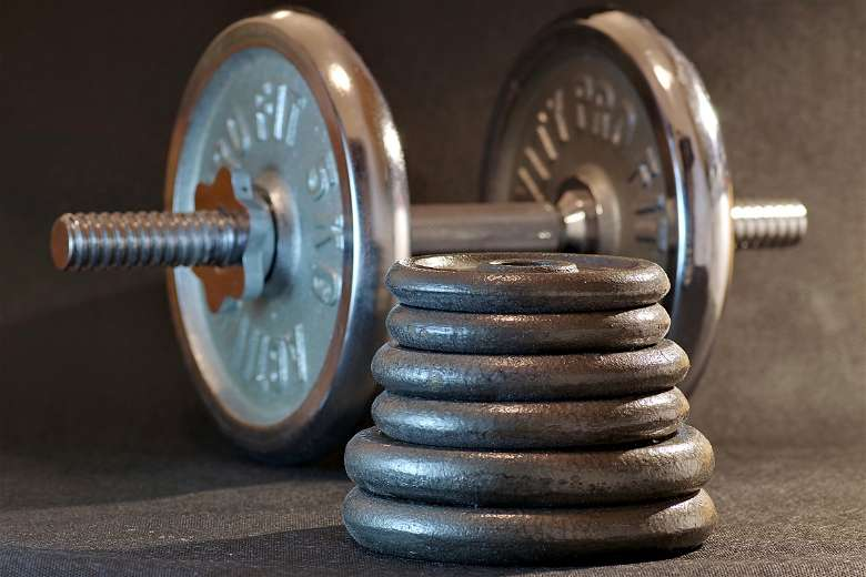Try heavy weights for better Triceps