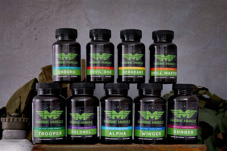 Review of Marine Muscle supplements