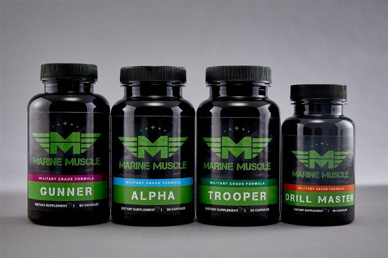 Marine Muscle strength stack