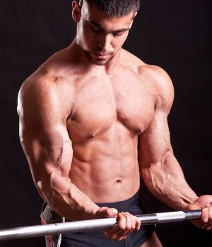 Gynecomastia in bodybuilding