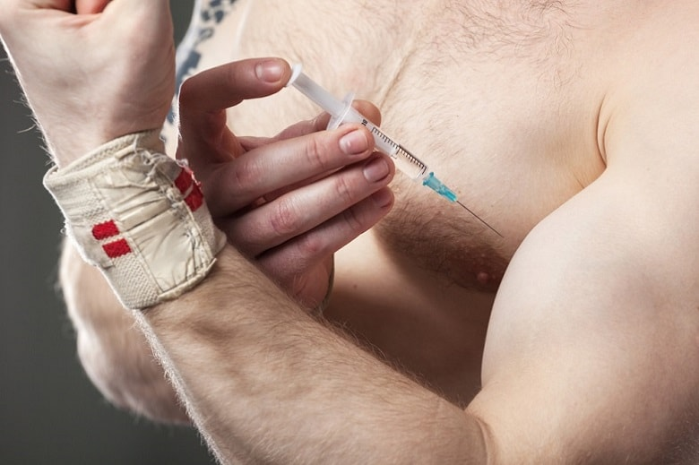 Side effects of this anabolic steroid