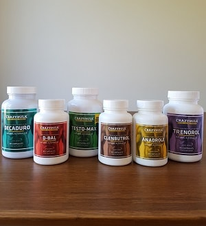 CrazyBulk steroid alternatives I use