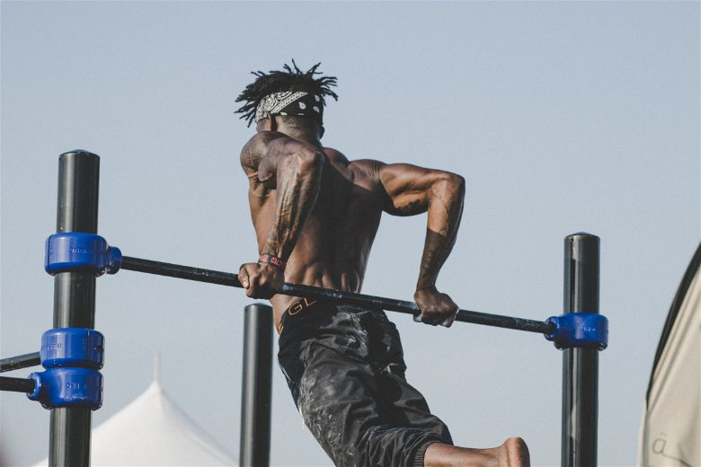 Use Marine Muscle supplements for strength