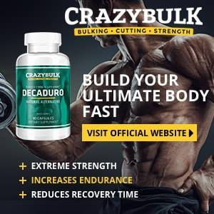 Muscle building pills that are good alternatives to Deca Durabolin