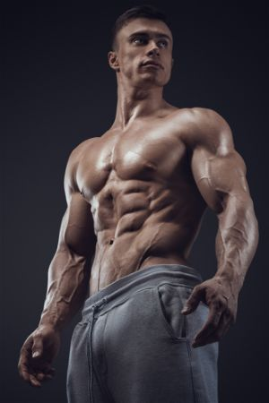 How Dbol helps building muscle