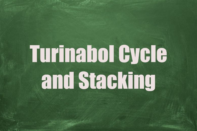 Turinabol cycle and ways of stacking