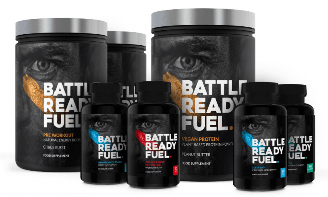 Battle Ready Fuel Stack